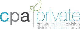 CPA Private Practice Division Mobile Logo