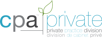 CPA Private Practice Division Mobile Retina Logo